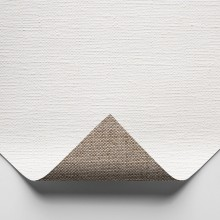 Belle Arti : 537 Fine Linen : 582gsm : Oil Primed : 210cm Wide : 10m Roll