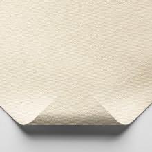 Jackson's : Medium Cotton Duck Canvas : 339gsm (10oz) : Unprimed : 183cm Wide : 10m Roll : Sent Folded