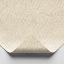 Jackson's : Medium Cotton Duck Canvas : 390gsm (12oz) : Unprimed : 183cm Wide : 10m Roll