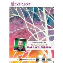 North Light : DVD : Watercolor for the Absolute Beginner : Mark Willenbrink