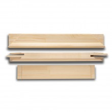 Jackson's : Museum Wooden Stretcher Builder : For 25x65mm Deep Bars