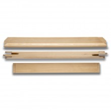 Jackson's : Professional Wooden Stretcher Builder : For 43mm Deep Bars