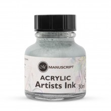 Manuscript : Dip Pen Acrylic Ink 30 ml