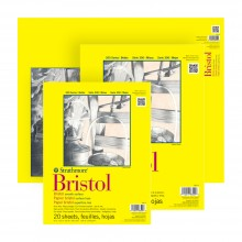 Strathmore : 300 Series : Bristol Paper Pads