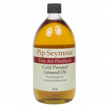 Wallace Seymour : Cold Pressed Linseed Oil