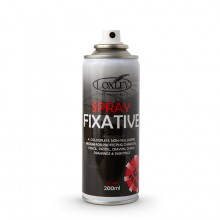Loxley : Soft Pastel Fixative : 200ml : Ship By Road Only