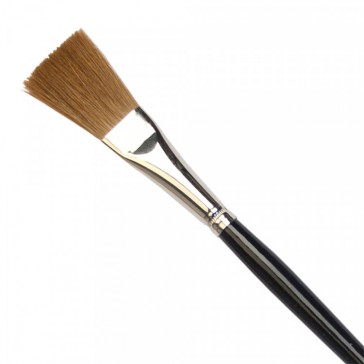 Handover : Pure Sable One Stroke Long Hair Signwriting Brush : 1/4 in