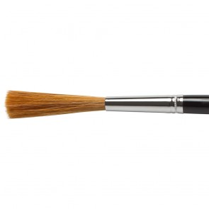 Handover : Fine Ox Hair Chisel Edge Signwriting Brush : Taurus : # 14