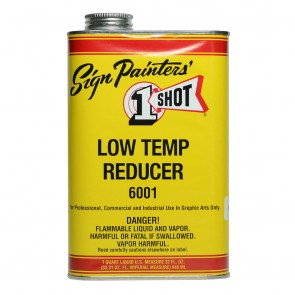 One Shot Low Temperature Reducer 946ml : Ship By Road Only