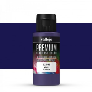 Vallejo : Premium Airbrush Paint : 60ml : Violet