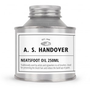 Handover : Neatsfoot Brush Oil : 250 ml