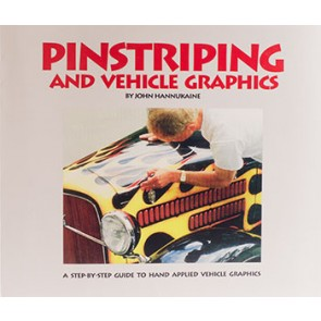Book : Pinstriping & Vehicle Graphics