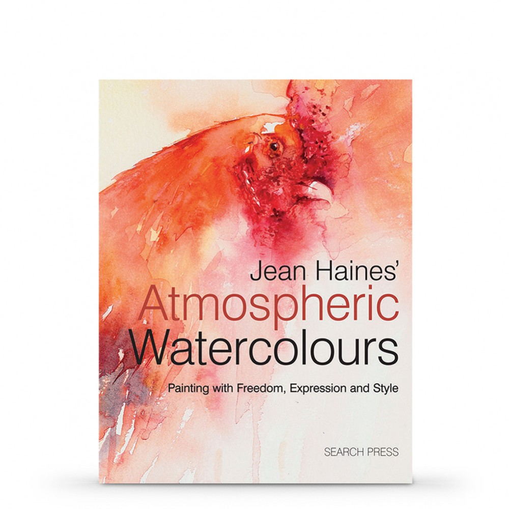Jean Haines' Atmospheric Watercolours : Book by Jean Haines