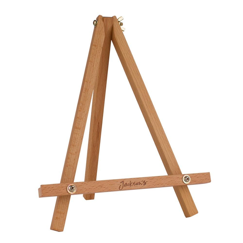 Jackson's : Tripod Display Easel : Beech Wood : 30cm