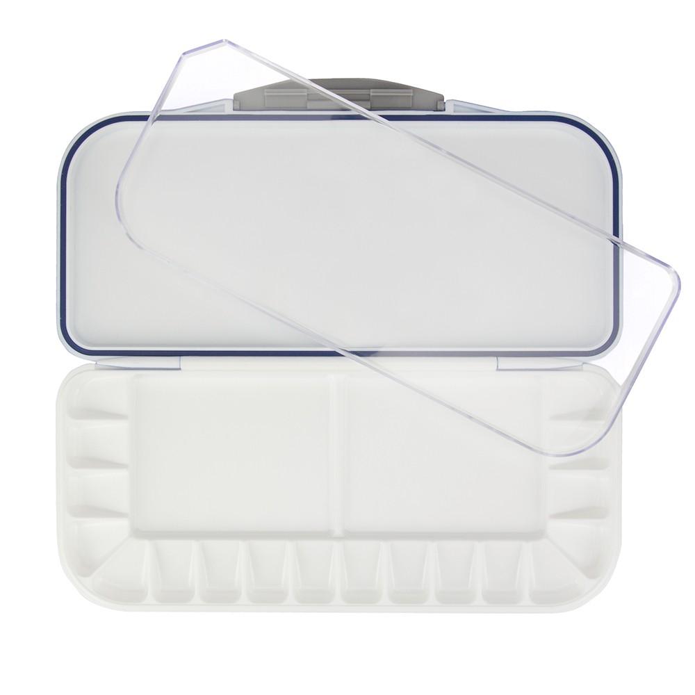 Mijello: Faltbare Kunststoff-Palette 18 blau
