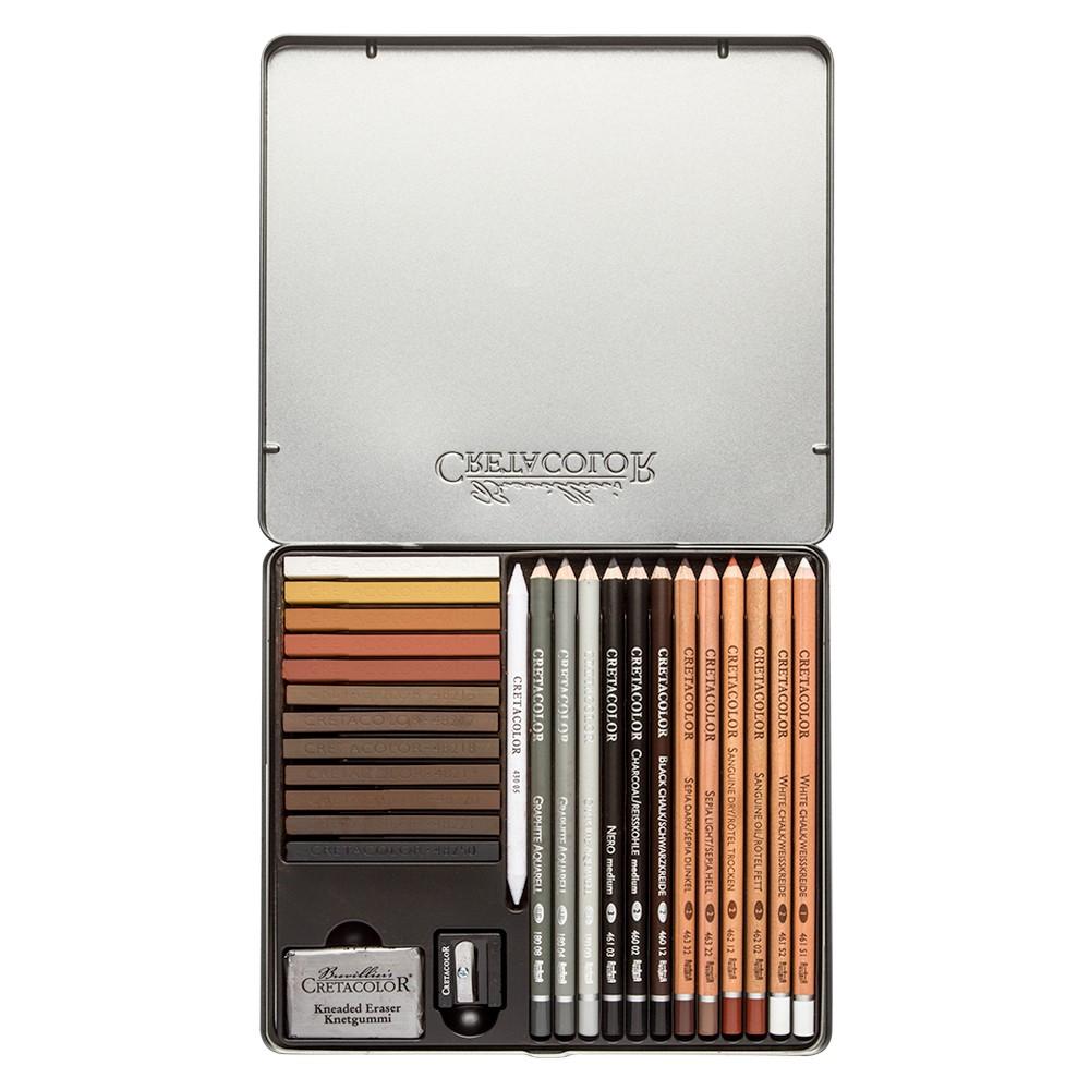 Cretacolor Creativo-Auswahl