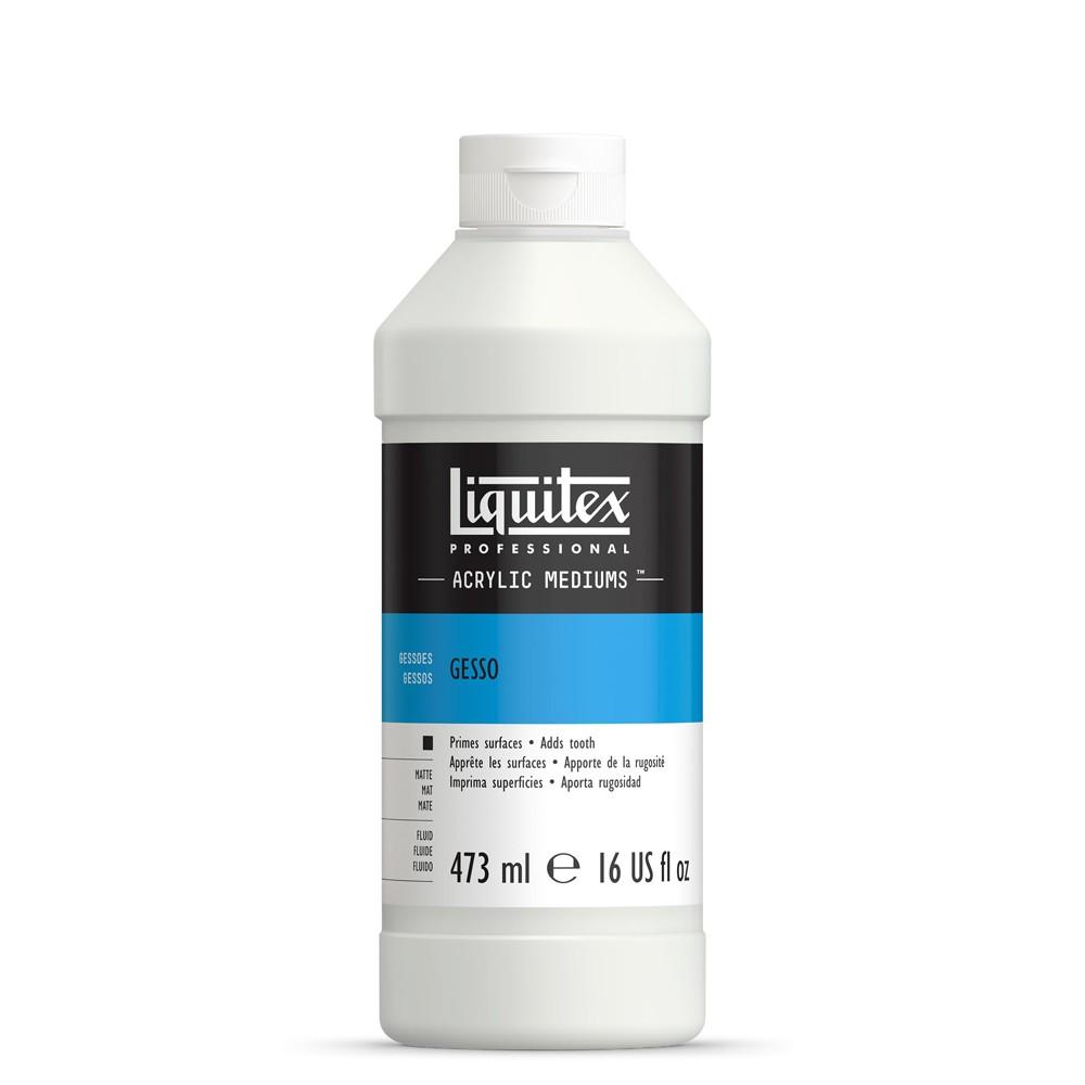 Liquitex White Gesso 473ml