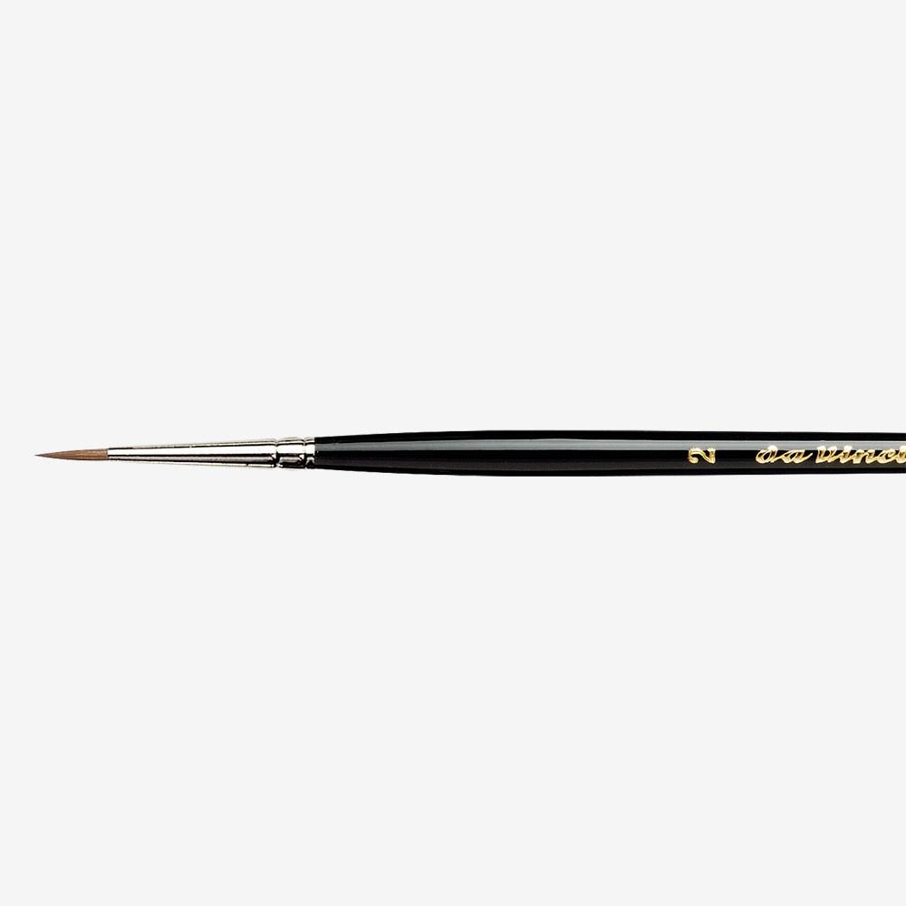 Da Vinci: Maestro Tobolsky Kolinsky Red Sable Serie 10 Größe: 2