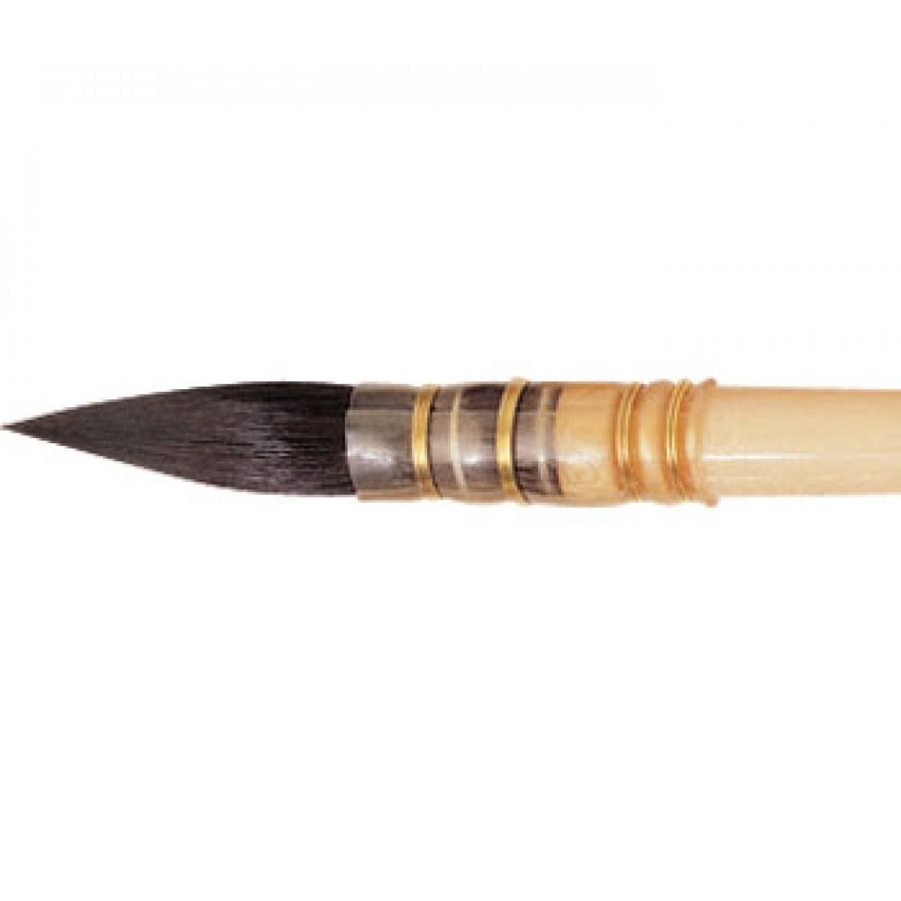 Isabey Pinsel: Kasan Eichhörnchen Quill-Mop Serie: 6234 Größe 0