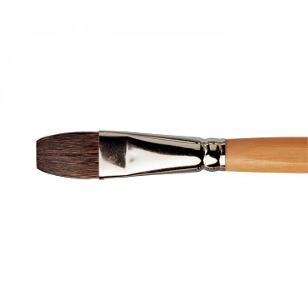 Da Vinci: Blue russische Eichhörnchen Series 991: Größe 16