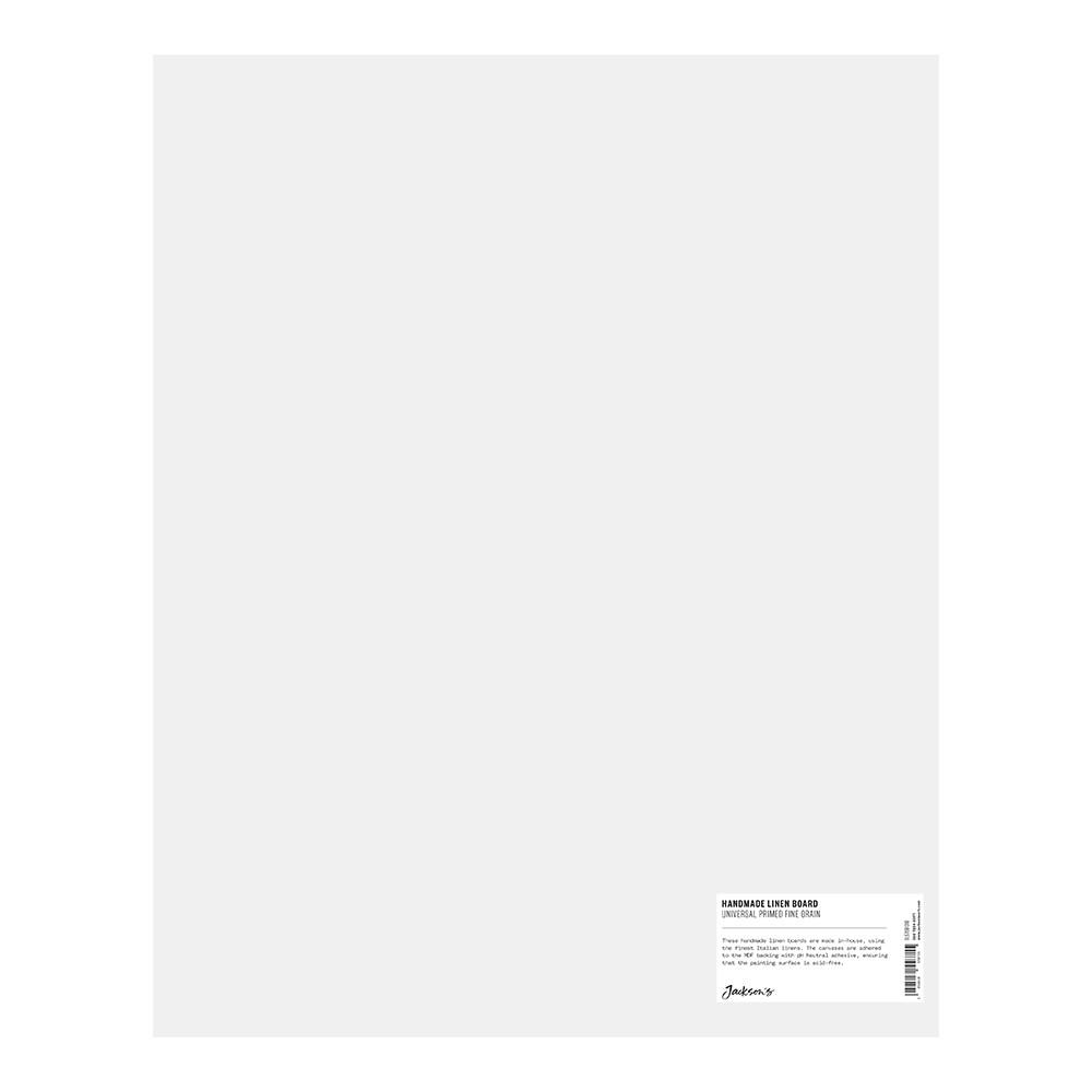 Universal grundiert feines Leinen CL535 auf MDF-Board 40 x 50cm