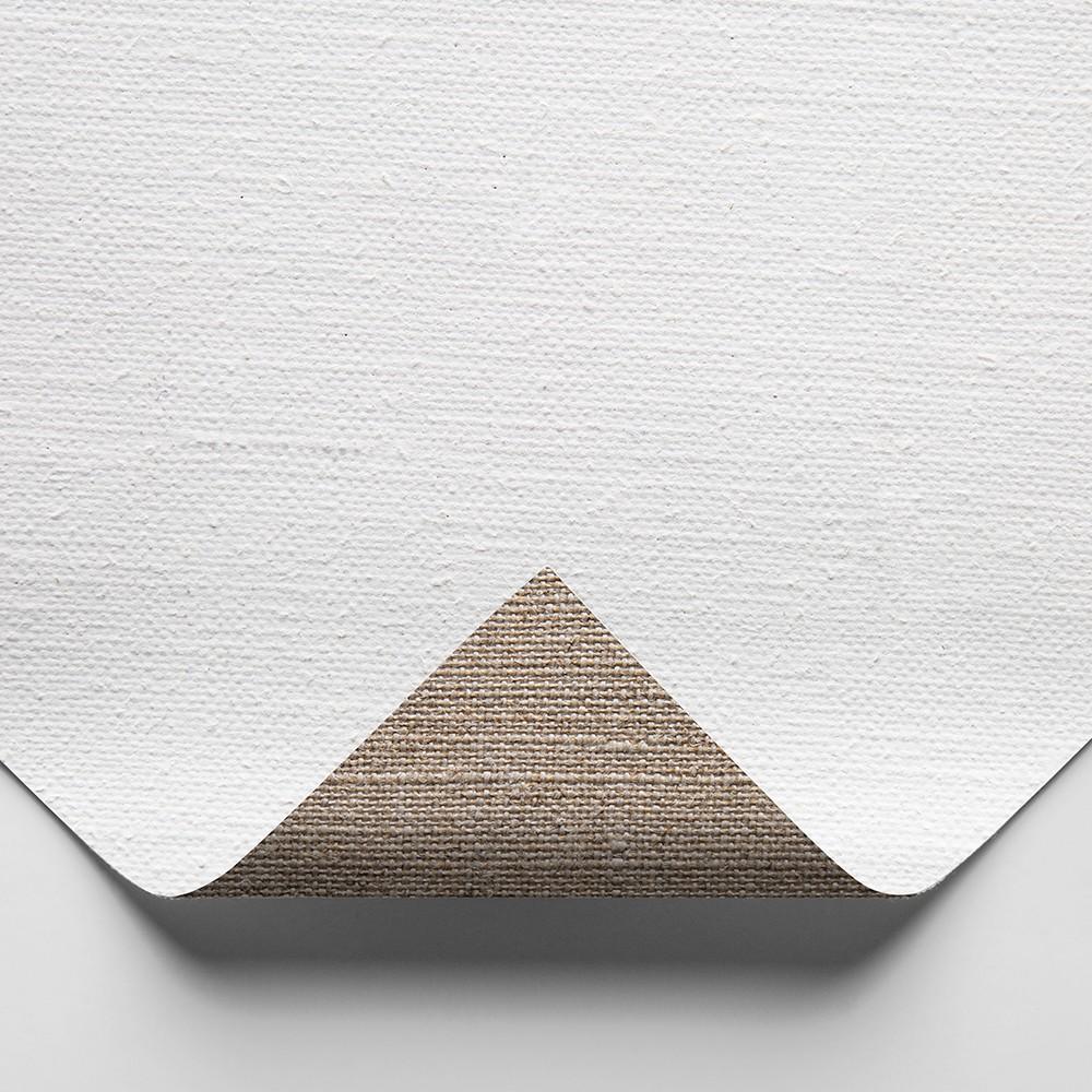 Belle Arti : CL535 Fine Linen : 523gsm : Universal Primed : 10x15cm : Sample : 1 Per Order