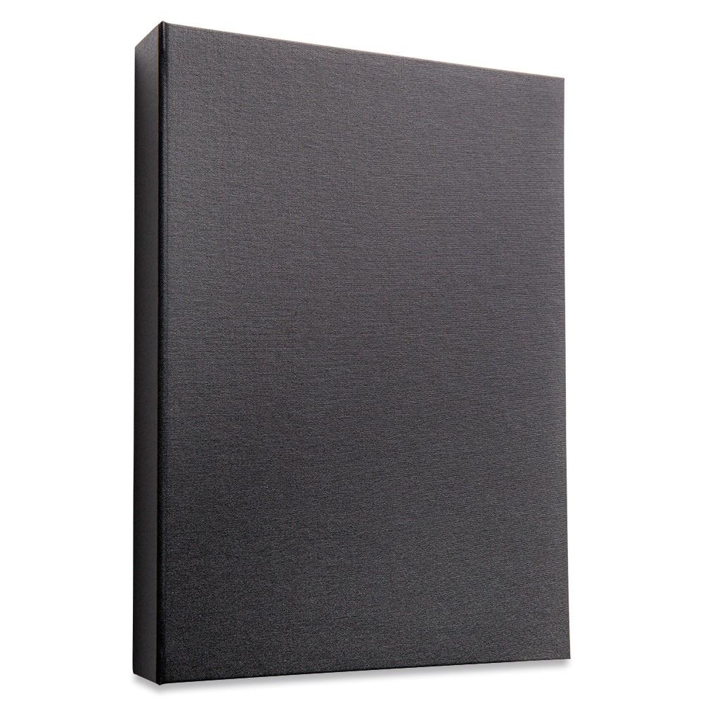 Jacksons: Professionelle A4 Archival ausgekleidet Blackbox: 37mm Tiefe