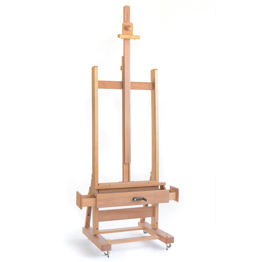 Cappelletto : CS-300 : Beechwood Studio Easel With Crank