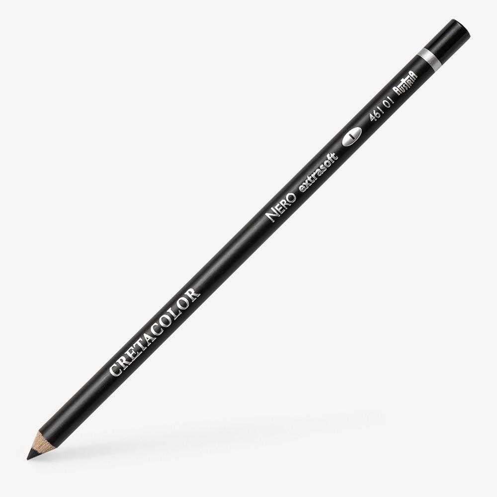 Cretacolor Nero Pencil - Extra weich 01