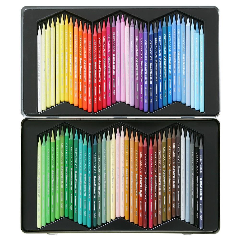 Cretacolor : Aquamonolith : Set Of 72