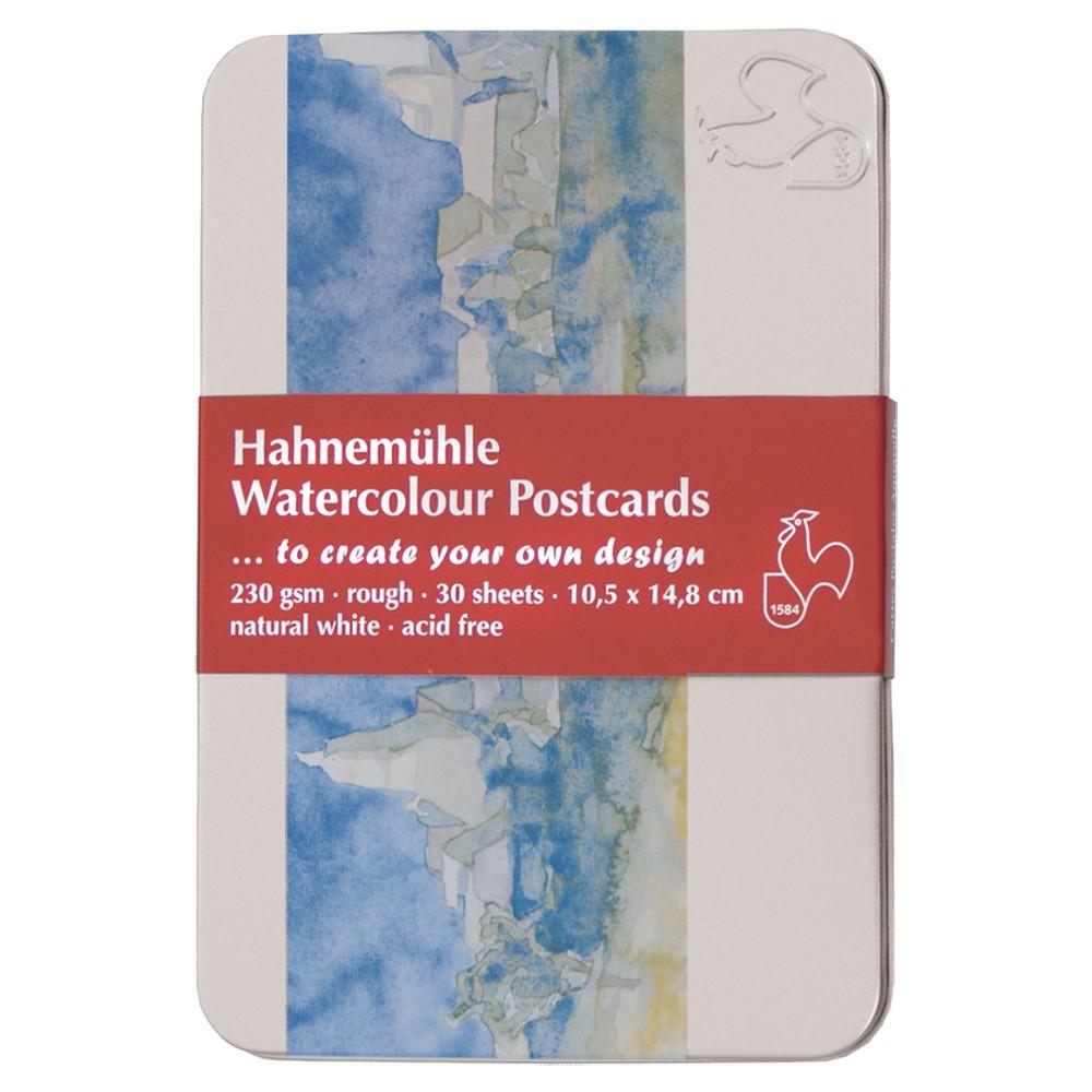 Hahnemühle: Aquarell Postkarte Packung zu 30