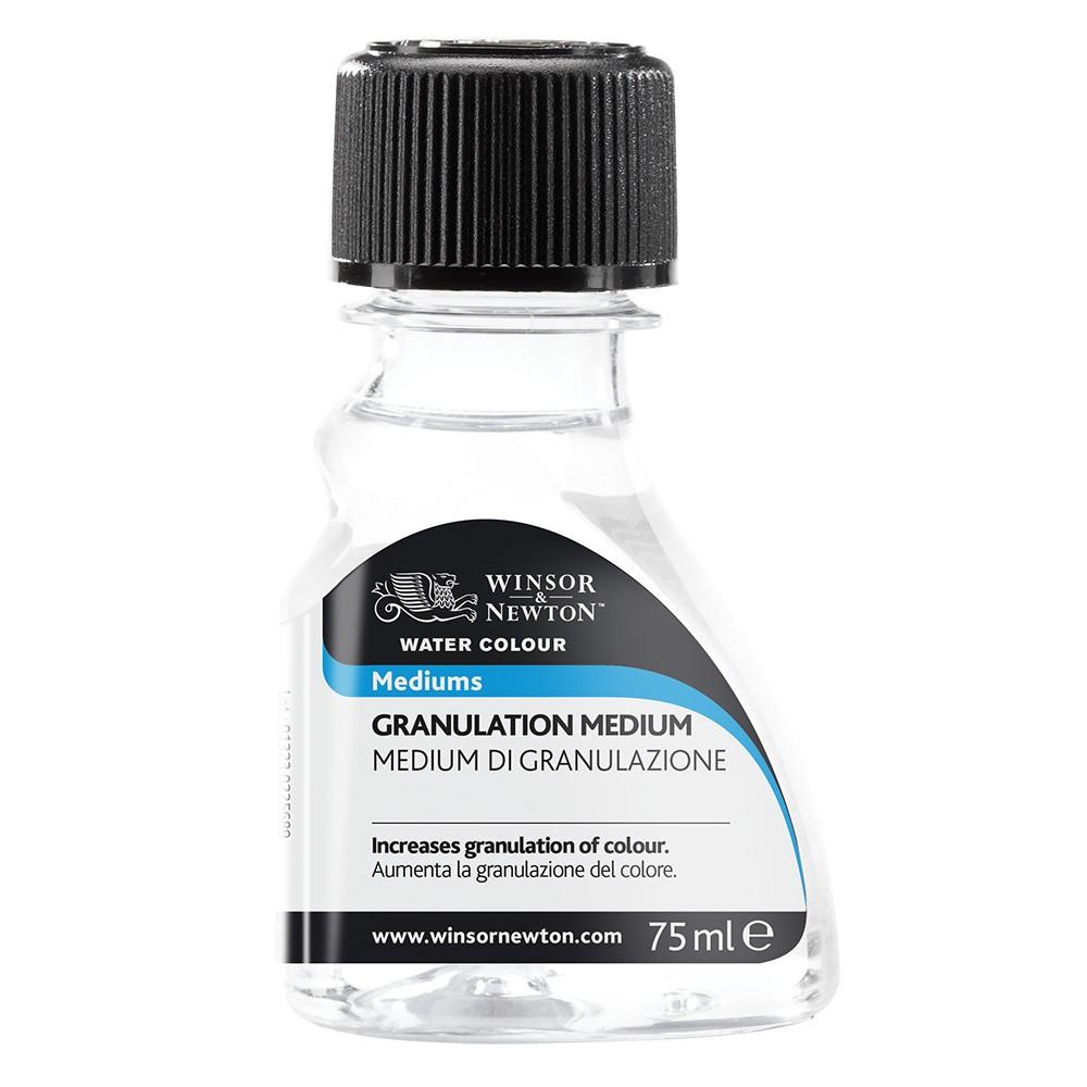 W & N Aquarell: Mittlere 75ml - GRANULIERUNG MEDIUM