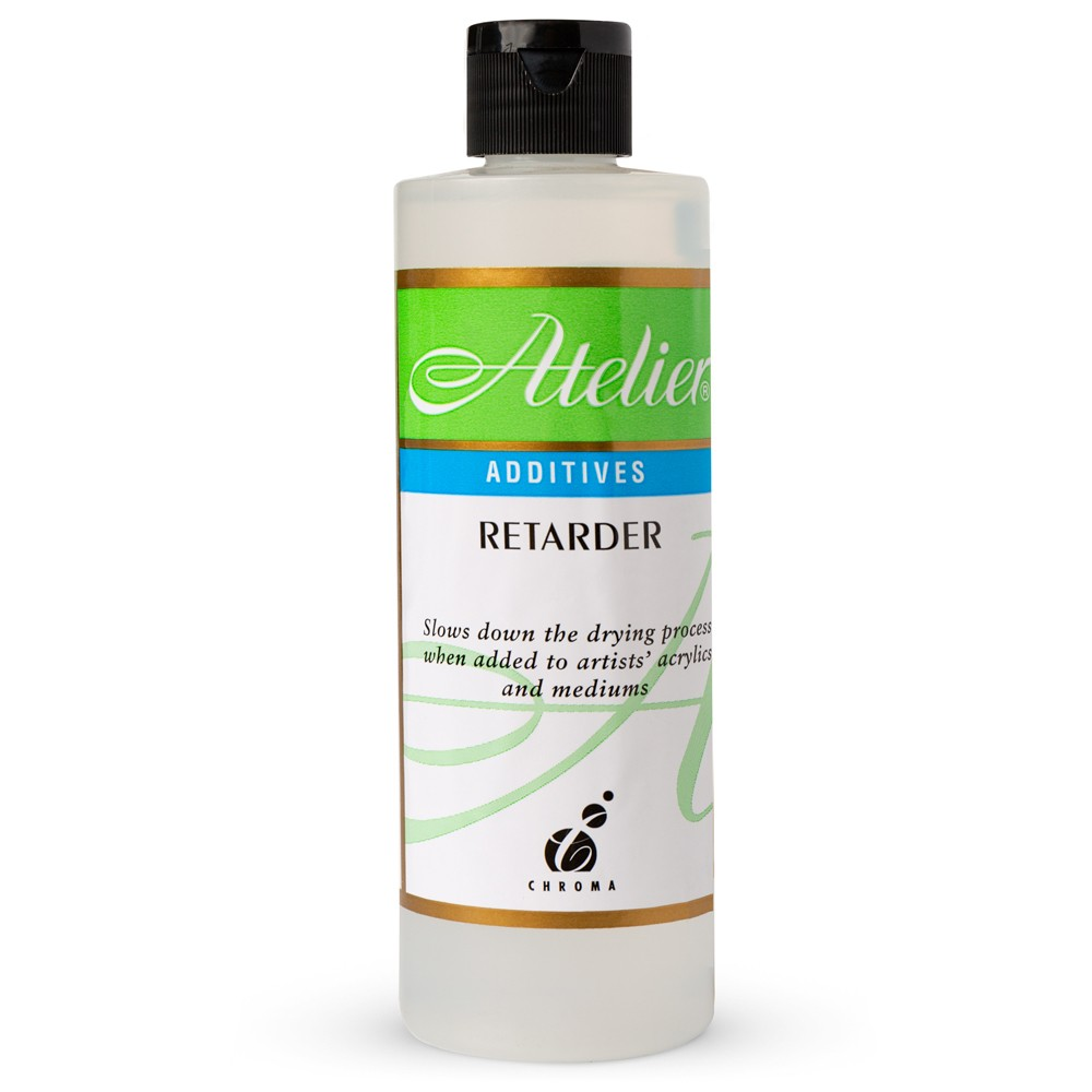 Atelier : Acrylic Medium : 250ml : Retarder Medium