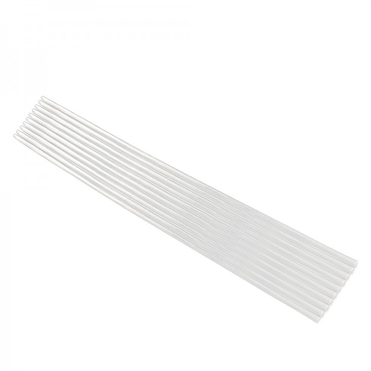 Jackson's : Transparent Plastic Brush Head Protector : 2.3x250mm : Pack of 10