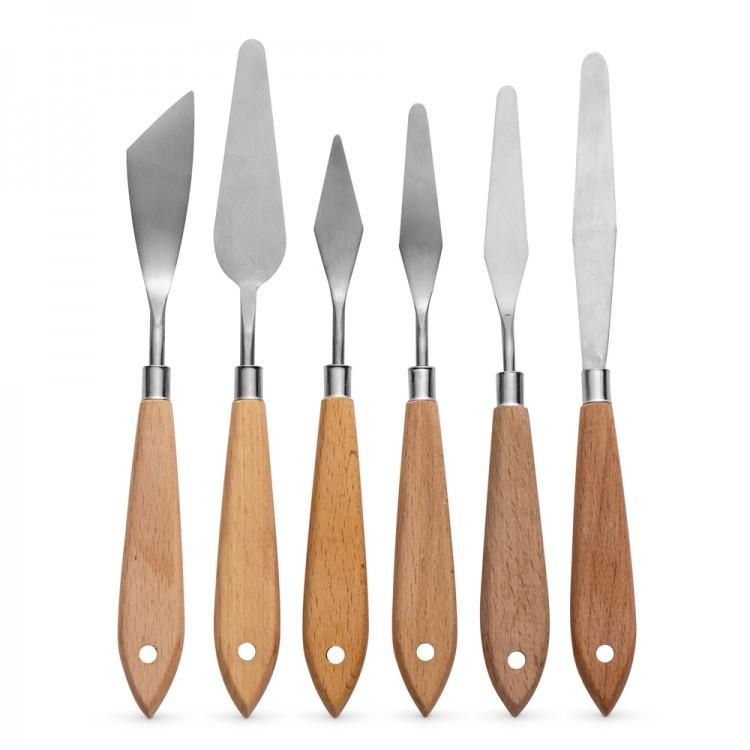 Studio Essentials : Painting Knife : Set of 6