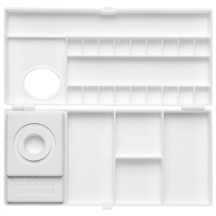 Frank Hering: Dorchester Palette: 22x21cm offene 22x10cm geschlossen