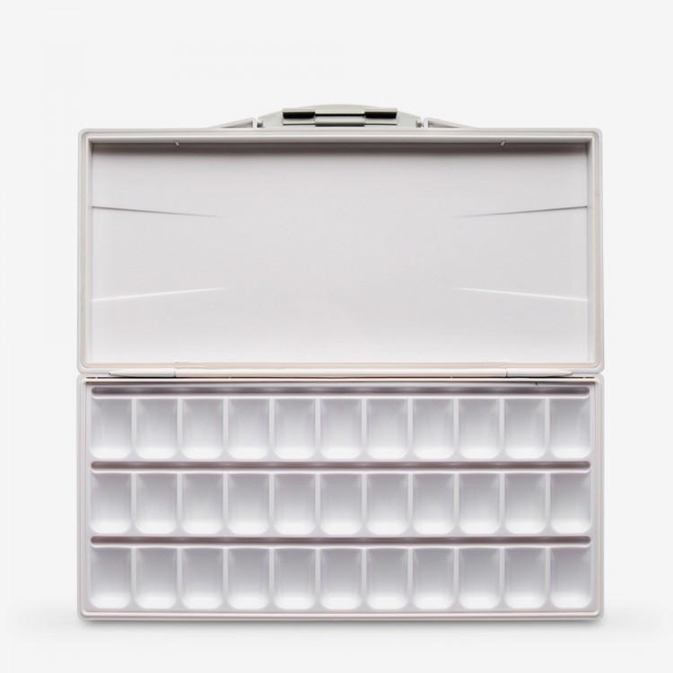 Studio Essentials : Watertight Folding Plastic Palette : 33 Well
