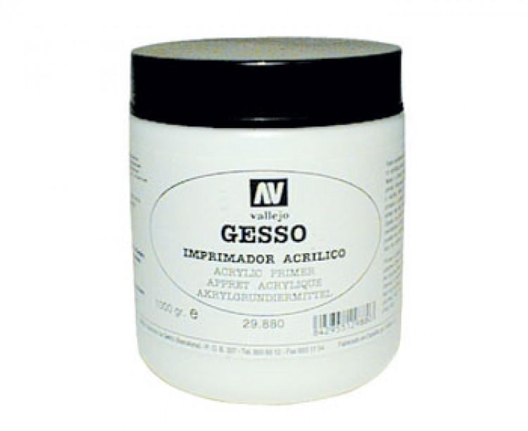AV-Acryl-Gesso-5 Liter