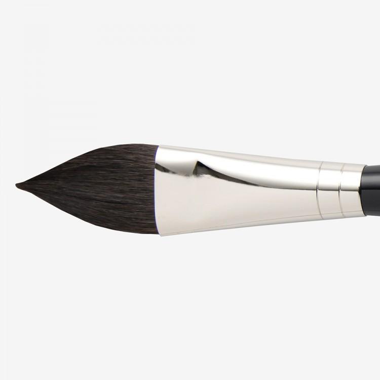 Isabey: Isacryl: Pure Eichhörnchen Oval Sky Wash Größe 8