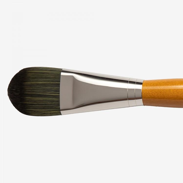Isabey: Isacryl: Filbert-Serie: 6572 Größe 18