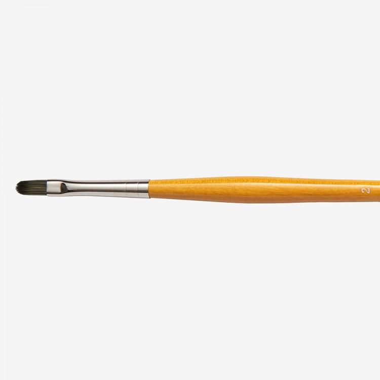 Isabey: Isacryl: Filbert-Serie: 6572 Größe 2