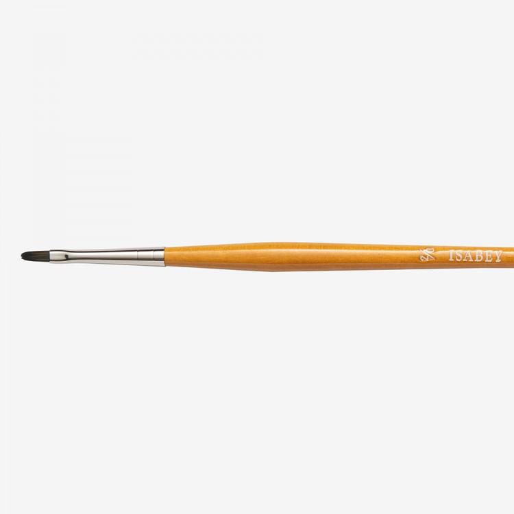 Isabey: Isacryl: Filbert-Serie: 6572 Größe 2/0