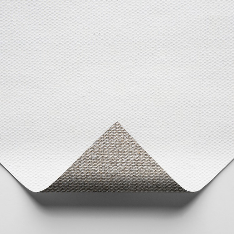 Belle Arti : CL536 Medium Fine Linen : 508gsm : Oil Primed : 10x15cm : Sample : 1 Per Order