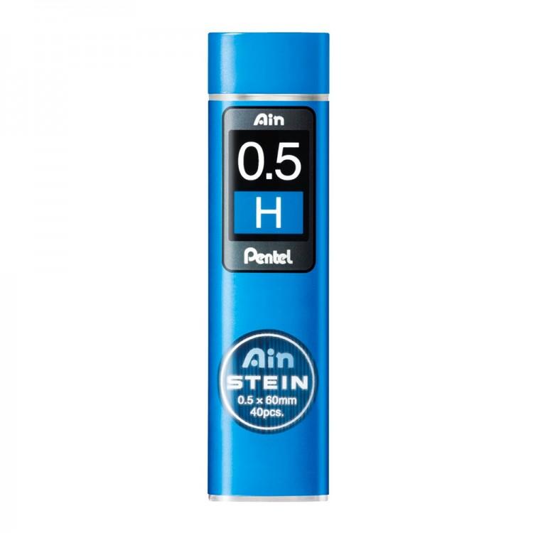 Pentel : Ain Stein : Lead Refill : 0.5mm : H