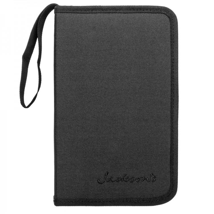 Jackson's : Black Sketching Case : 14x22cm