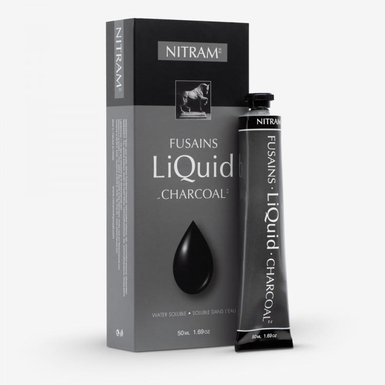 Nitram : Liquid Charcoal : 50ml