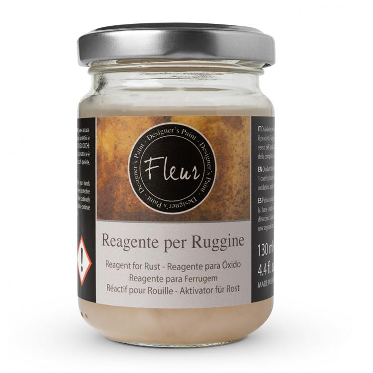 Fleur : Designer's Paint : Reagant Rust : 130ml
