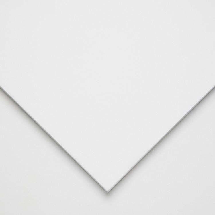 Halbmond Art Foam Board: White Multi laminiert: 3mm: 19.5x27.5 cm