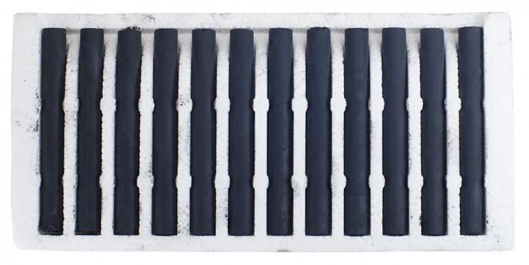 Jakar : Compressed Charcoal