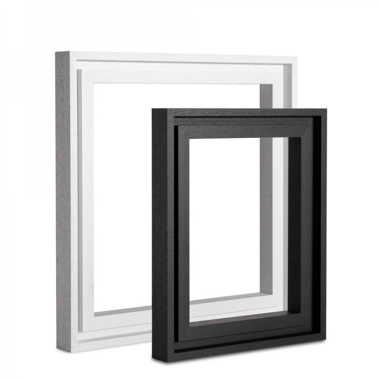 Jackson's : Ready-Made Ayous Wood Frame for Panels in cm